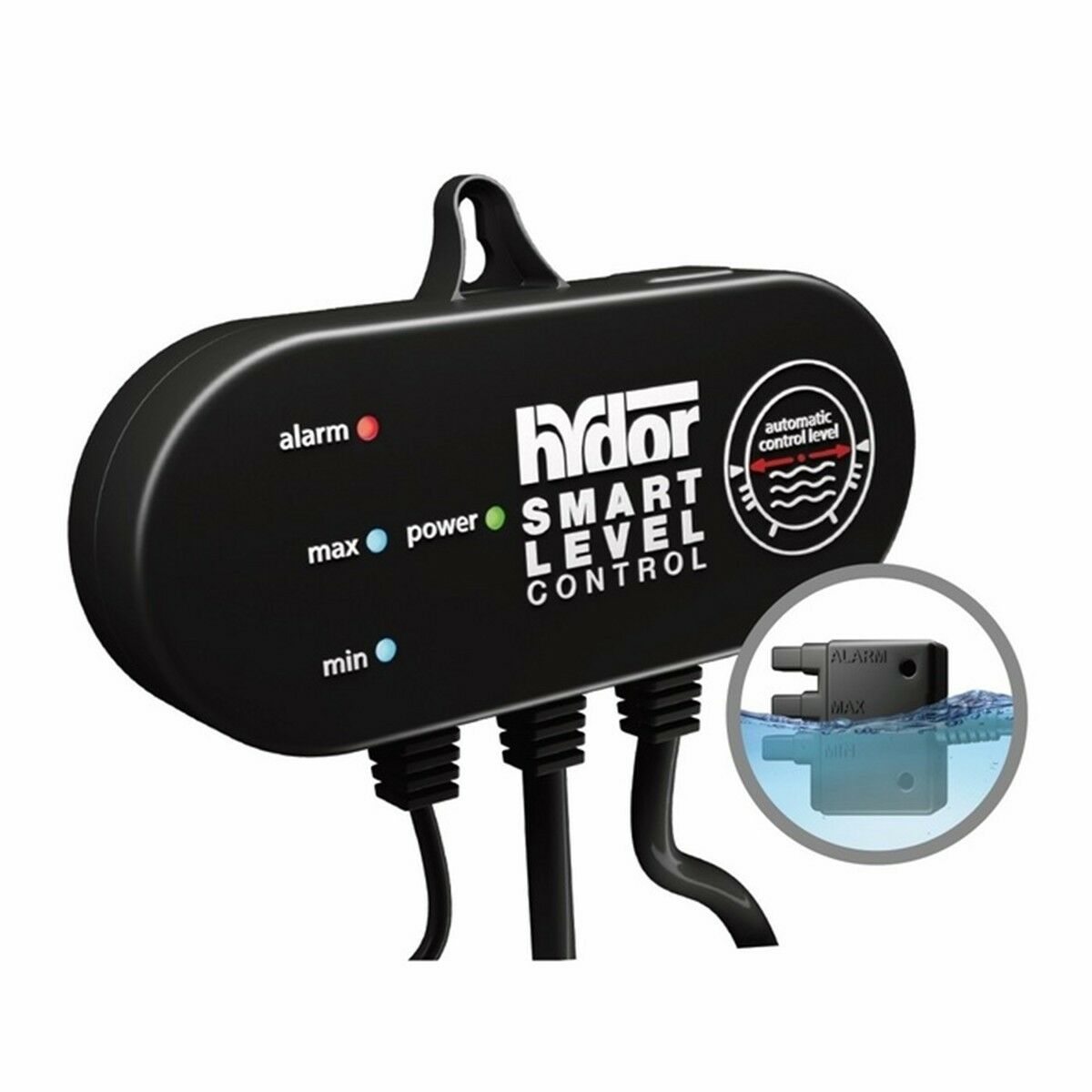 Hydor Smart Level Controller Auto Top-Up System  For Topping Up Your Tank Safely