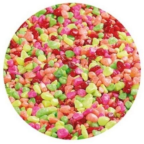 GRAVIER NEON MIX 1KG, sable aquarium decors