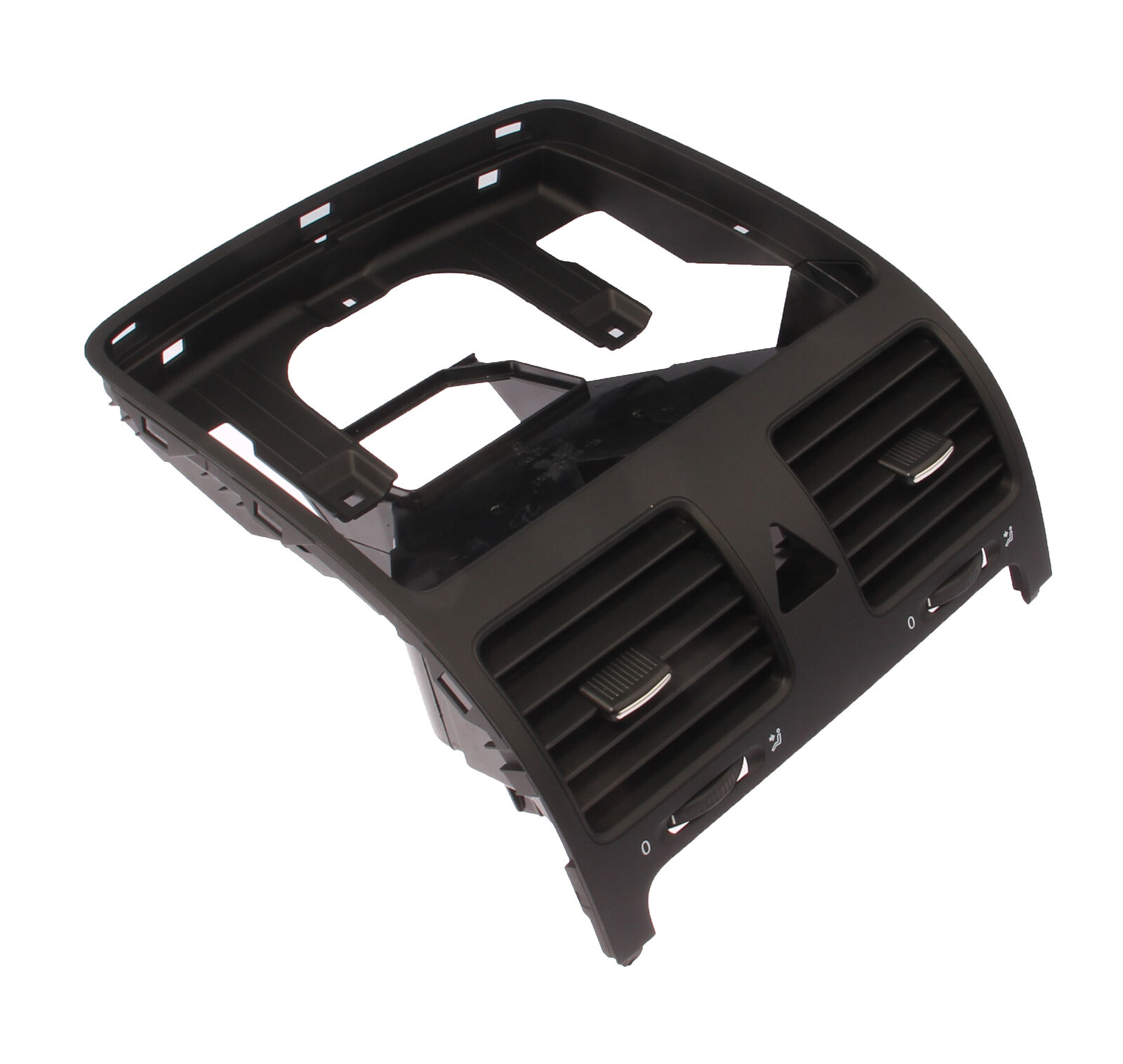 Oe Dash Central Air Outlet Vent Black Front For Vw Golf Gti Jetta Mk5 Fuse Box 1 Of 6 See More