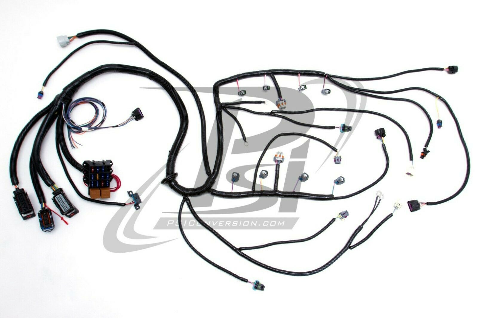 2009 2013 Ly6 60l L92 62l Psi Standalone Wiring Harness W Lt1 700r4 For Sale 1 Of 4 See More