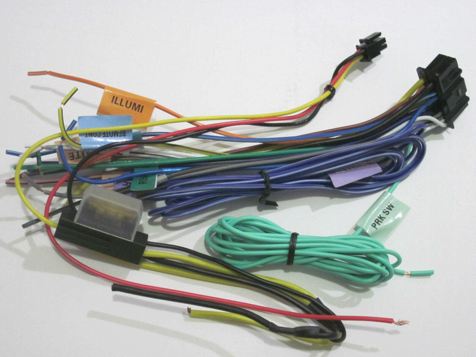 Kenwood Wire Harness Ddx8019 New Bl 1398 Picclick Ddx512 1 Of 2free Shipping