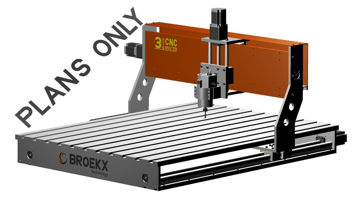 3 AXIS CNC Router Table Milling, Drilling and Engraver ...