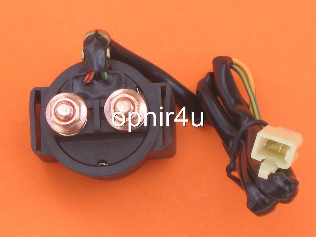 Relay 12v Starter Solenoid For Polaris Ranger Rzr 170 584 Kuryakyn 2202 Universal Driving Light Wiring Kit 1 Of 1free Shipping