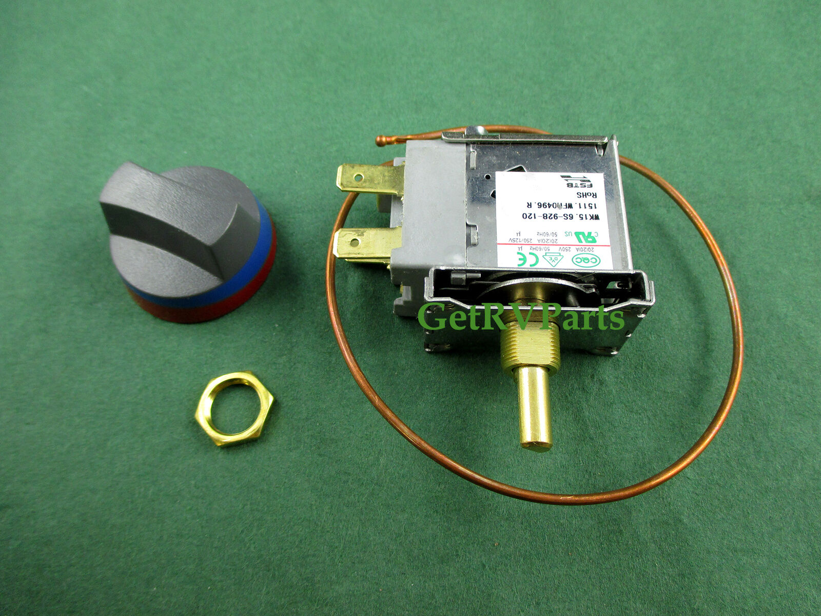 Coleman 9330 3411 Ac Air Conditioner Thermostat Heat Cool 4189 1 Of 2free Shipping See More