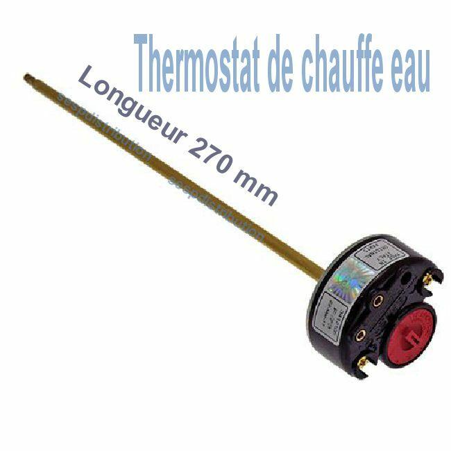 Thermostat chauffe eau thermowatt type rtm embrochable 270 mm type rts3 tas 270 eur 17 60 - Regler thermostat chauffe eau ...