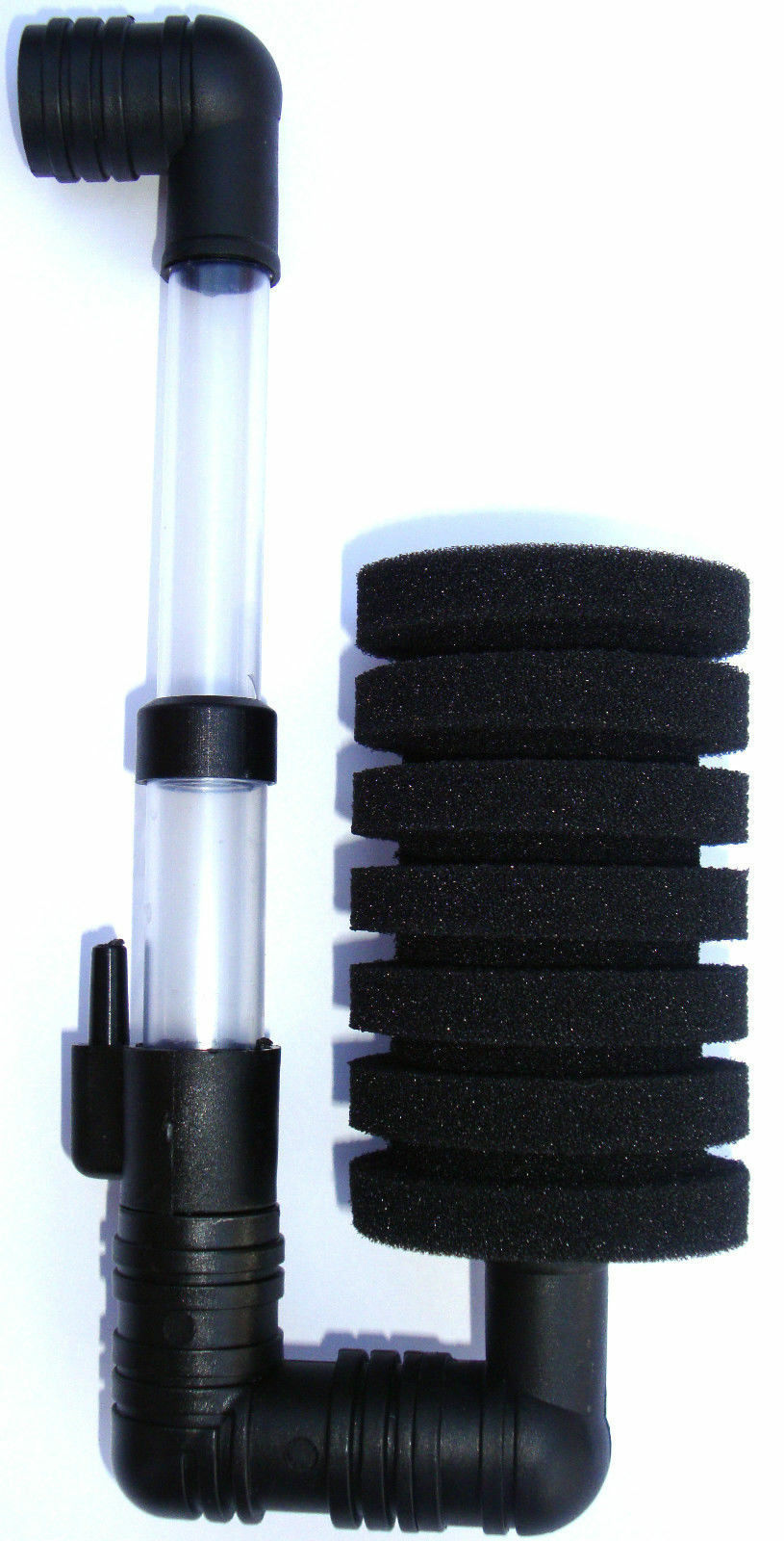 Aquarium Single Mini Sponge Filter 40lt Breeding Fry Discus NOVSF100 2830