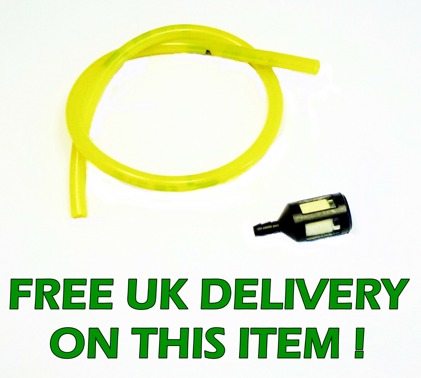 Mcculloch Cabrio 243 244 245 246 249 Fuel Line Pipe Filter Kit 1 Of 1free Shipping