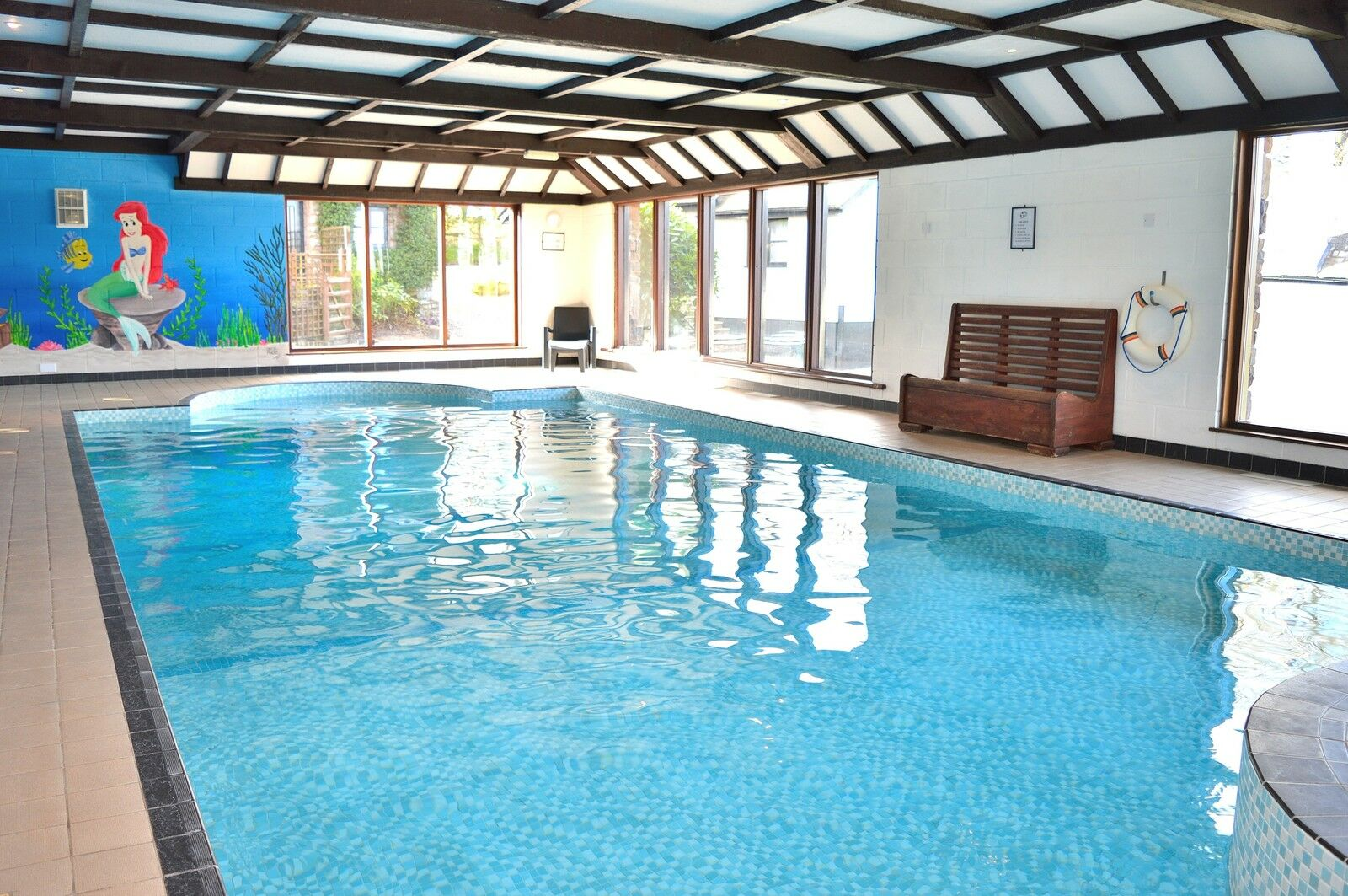 Devon Holiday Cottage With Indoor Pool Last Minute Offers And Availability Picclick Uk