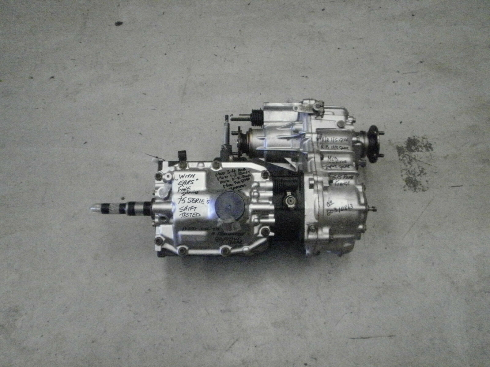Toyota Landcruiser 60 Series Gearbox Transfer Case Reconditioned Land Cruiser 1 Of 5only Available Exchange