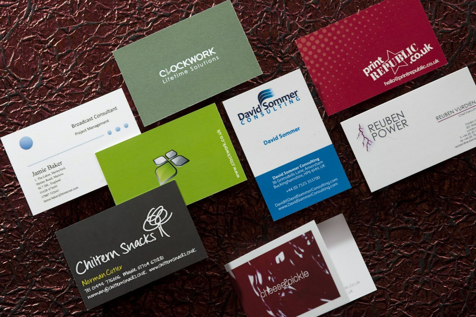 Free Full Color Business Cards Images - Card Design And Card Template