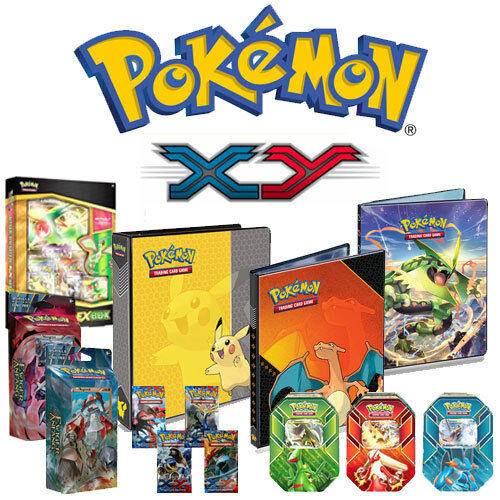 pokemon xy tin boxen karten sammelalbum ordner und mehr 2014 bis 2016 neu eur 13 90. Black Bedroom Furniture Sets. Home Design Ideas