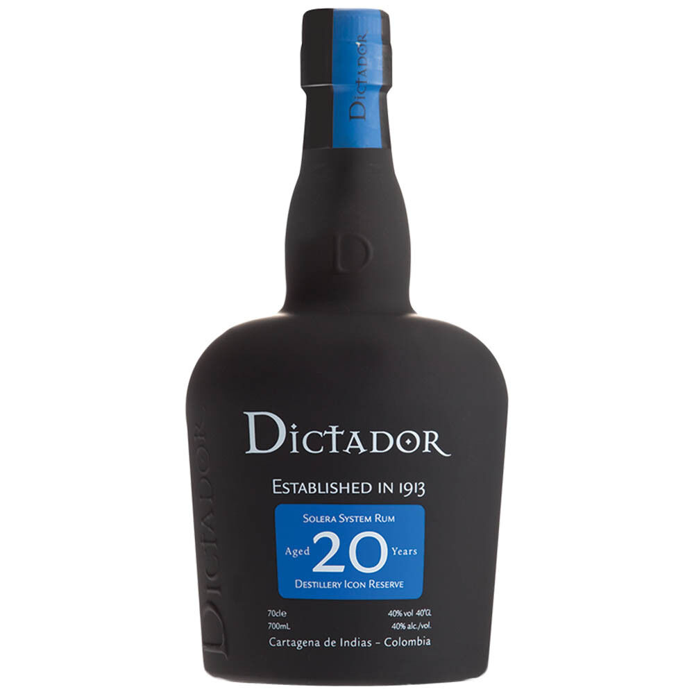 Dictador 20 Year Old Rum 700mL