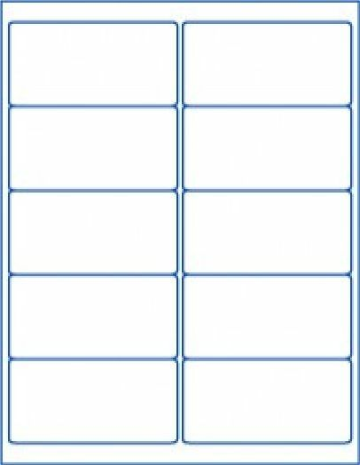 blank jar labels stickers white 2 x 4 printable can 7 50