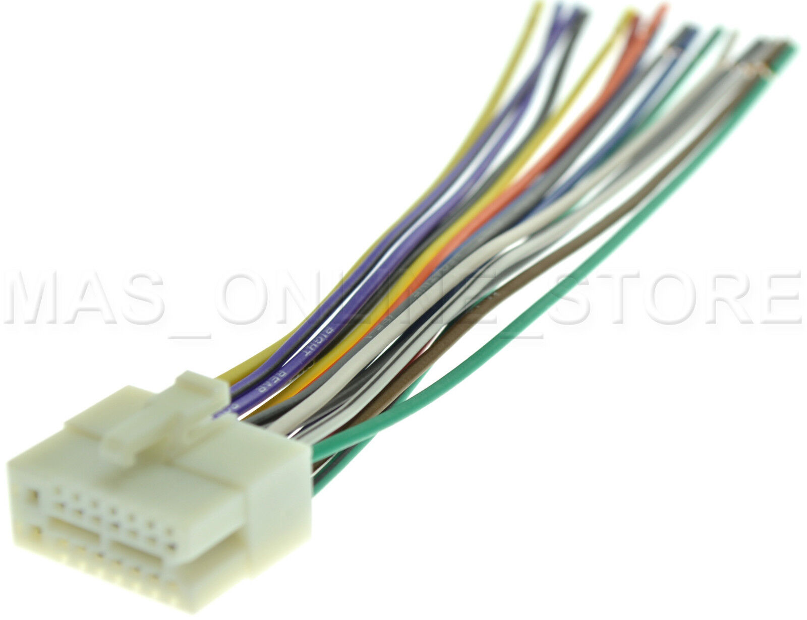 Wire Harness For Clarion Drx 7675z Drx7675z Pay Today Ships Wiring 1 Of 4free Shipping