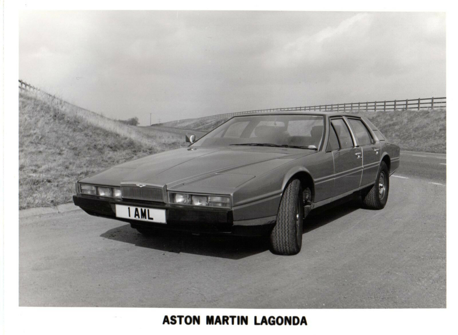 The factory had 1 AML in the 80s. AML 1    Page 3   Aston Martin   PistonHeads
