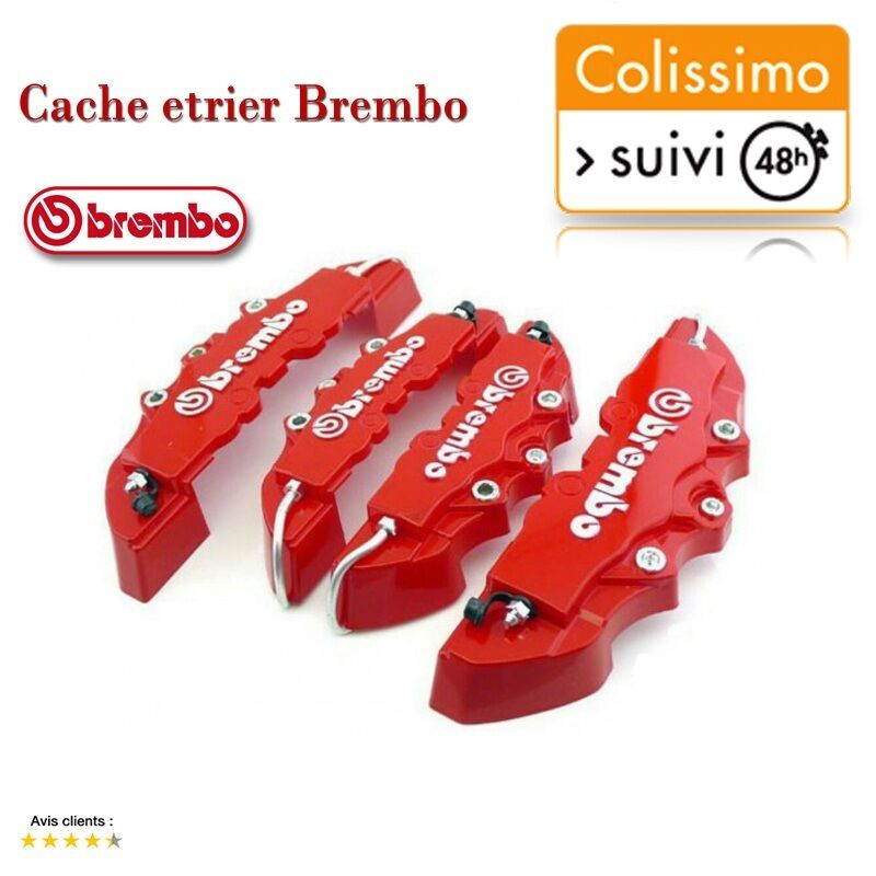 cache etrier de frein brembo rouge universel volkswagen golf 3 golf 4 eur 34 90 picclick fr. Black Bedroom Furniture Sets. Home Design Ideas