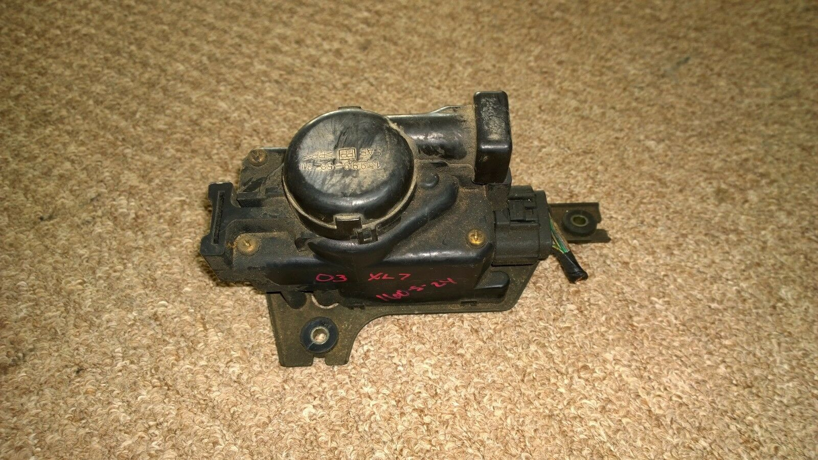 03 Suzuki Grand Vitara Xl7 27 Cruise Control Actuator Motor Oem 160 Blower Escudo S 24 1 Of 2only Available See More