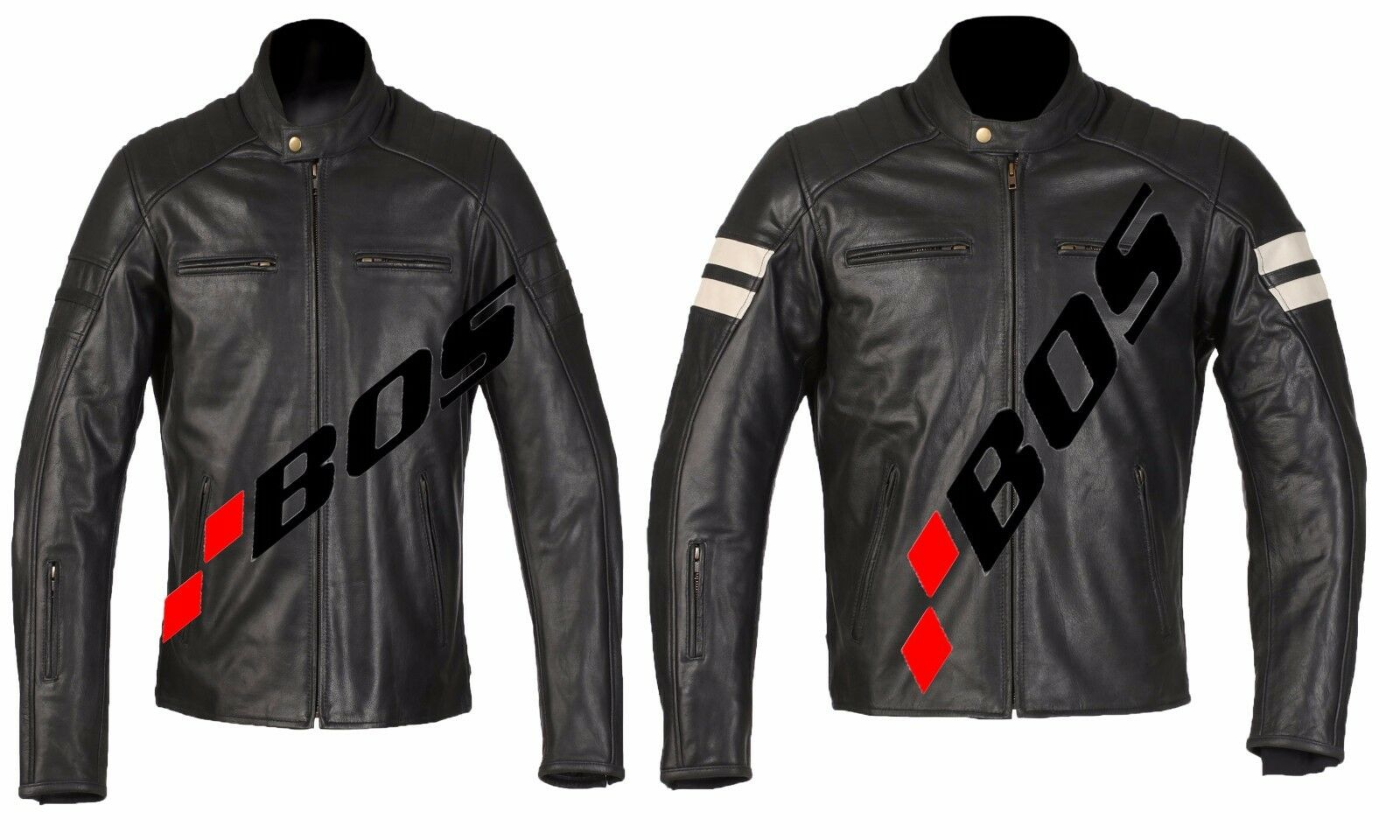 motorradjacke jacke herren motorrad lederjacke vintage. Black Bedroom Furniture Sets. Home Design Ideas
