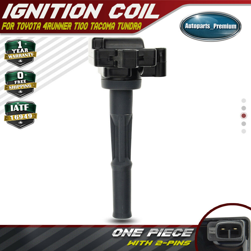 Ignition Coil Pack For Toyota Tacoma 95 04 4runner T100 Tundra 2000 1 Of 11free Shipping 9091902212 5vzfe