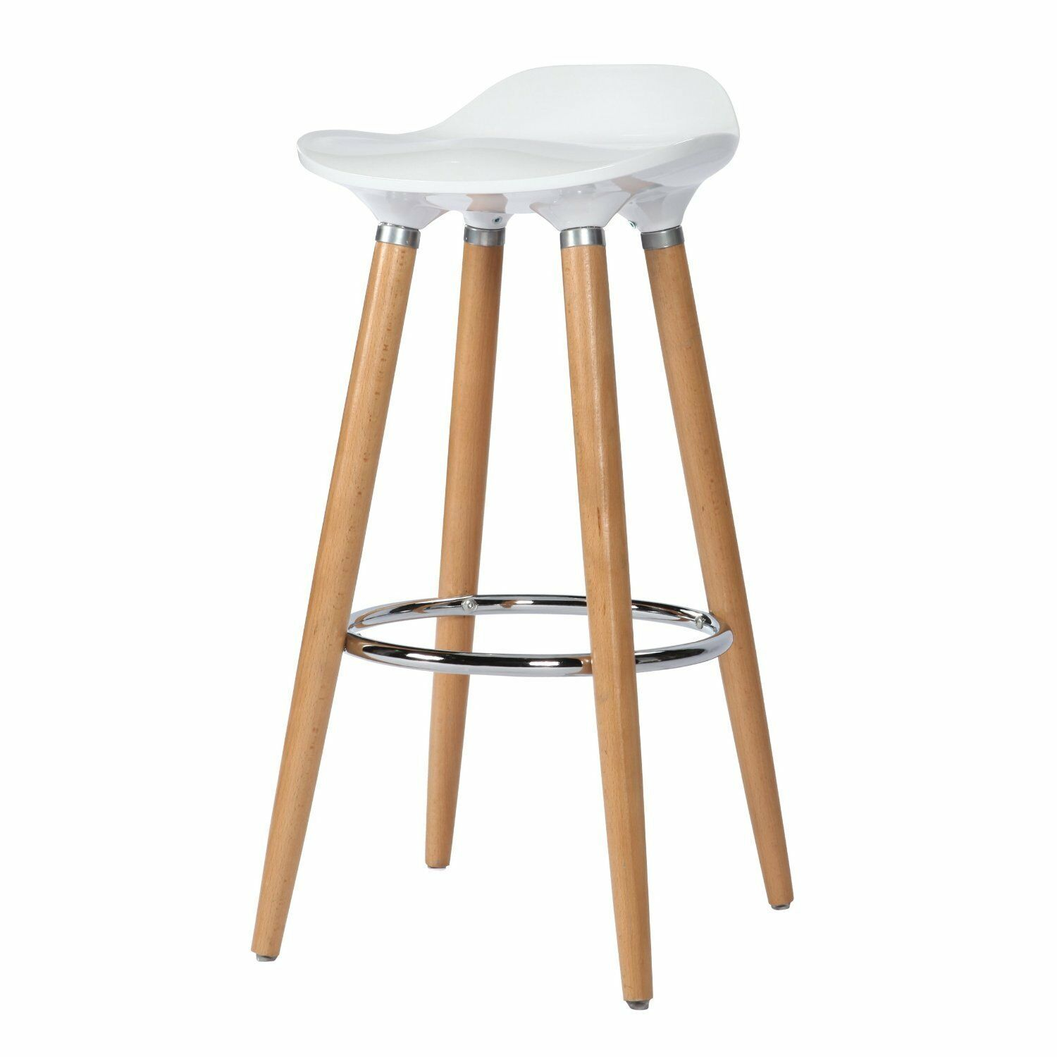 tabouret de bar italien blanc neuf eur 99 90 picclick fr. Black Bedroom Furniture Sets. Home Design Ideas