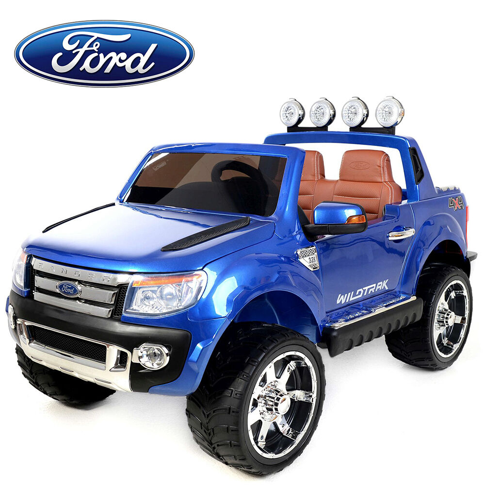 petite voiture quad lectrique pour enfant ford ranger 2 places vers luxe cuir eur 390 00. Black Bedroom Furniture Sets. Home Design Ideas
