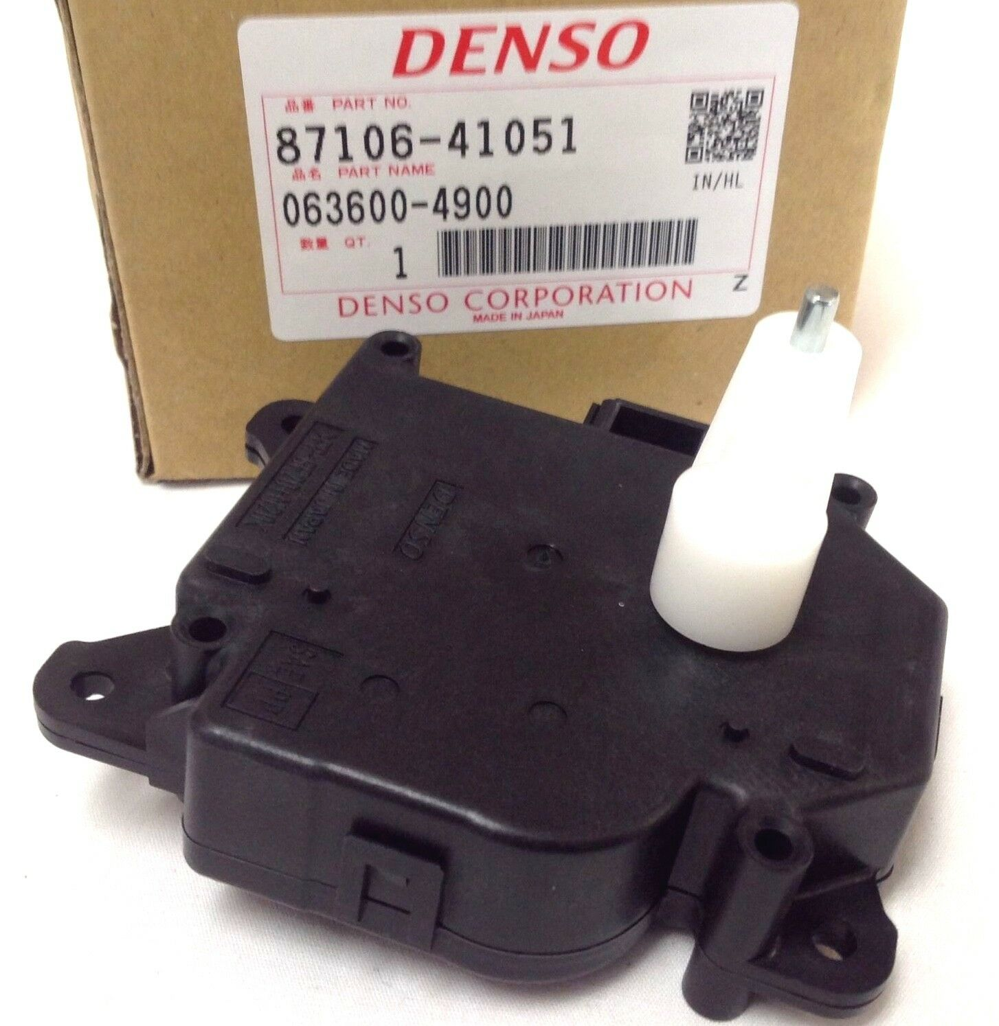 Oem Lexus Es300 Es330 Climate Control Air Mix Servo 87106 41051 In 1993 Es 300 Timing Belt Denso Package 1 Of 7only Available