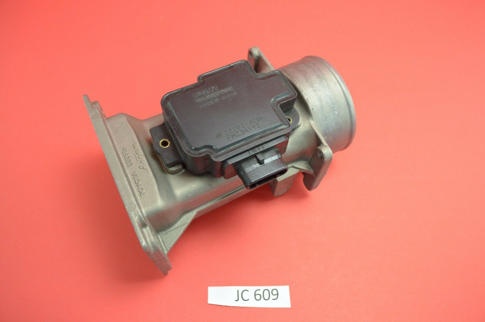 D6 91 95 Lexus Ls400 Toyota Supra Mass Air Flow Sensor 22204 42011 1997 Nissan Pick Up M 1 Of 7only Available See More