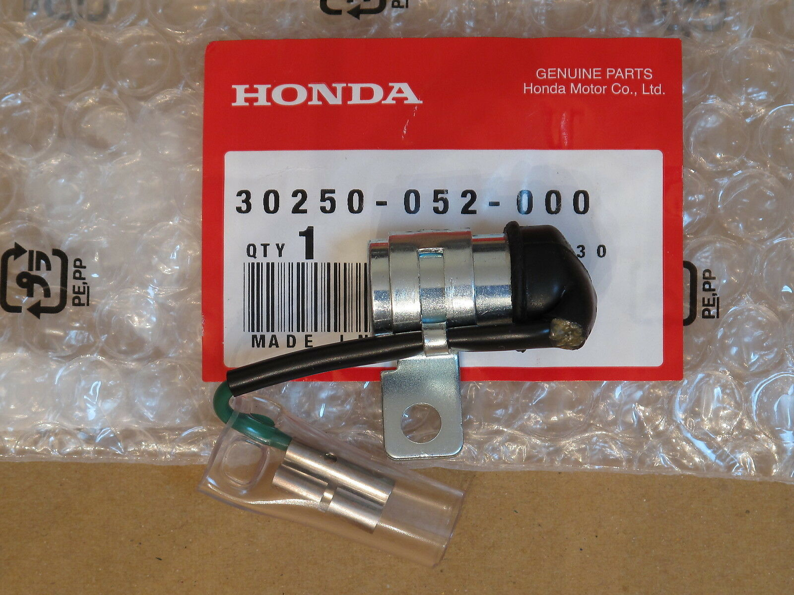 Honda CT90 ATC90 CONDENSOR 30250-052-000 1 of 1Only 4 available ...