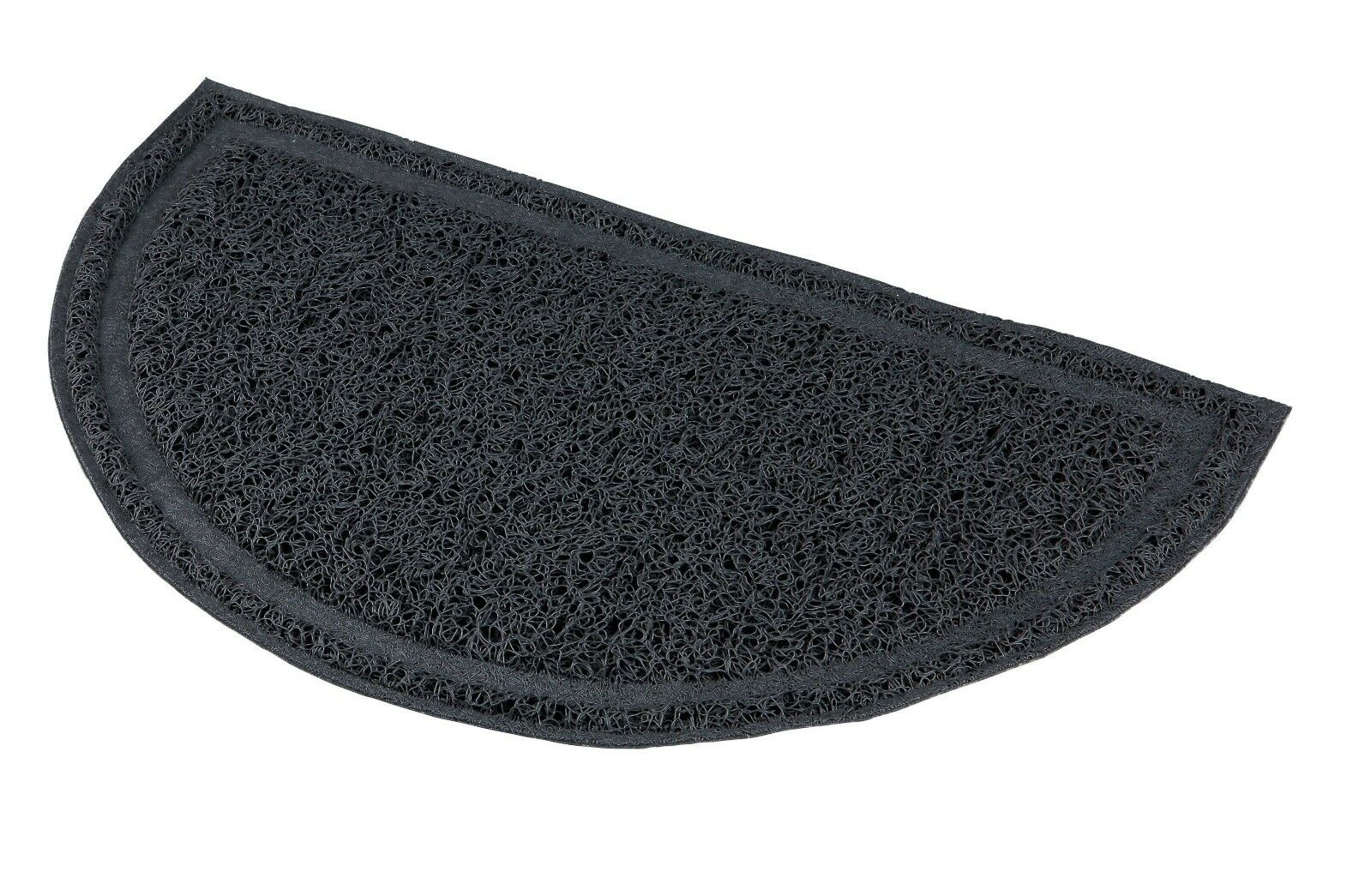PVC Non Slip Litter Tray Mat for Removing Cat Litter from Paws