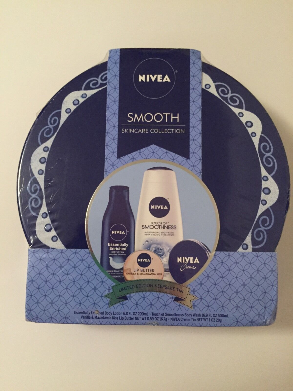 NIVEA Smooth Skincare Collection Gift Set - 4 pc • $11.99