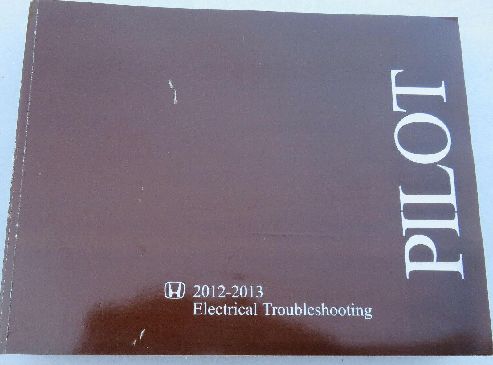 Wiring Diagram For Honda Pilot Page 3 And Schematics 2012 2013 Factory Service Manual Electrical Etm Book