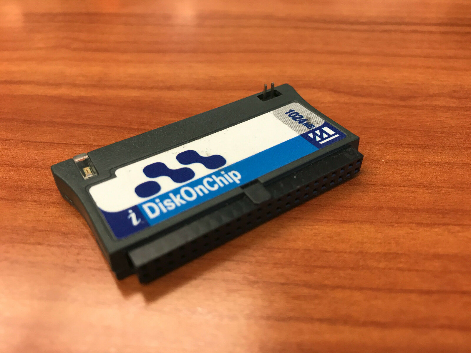 M Systems 1024mb I Diskonchip 44 Pin Ide Flash Disk Memory Md1151 Flasdisk Sandisk 8gb 8 Gb Original 1 Of 2free Shipping