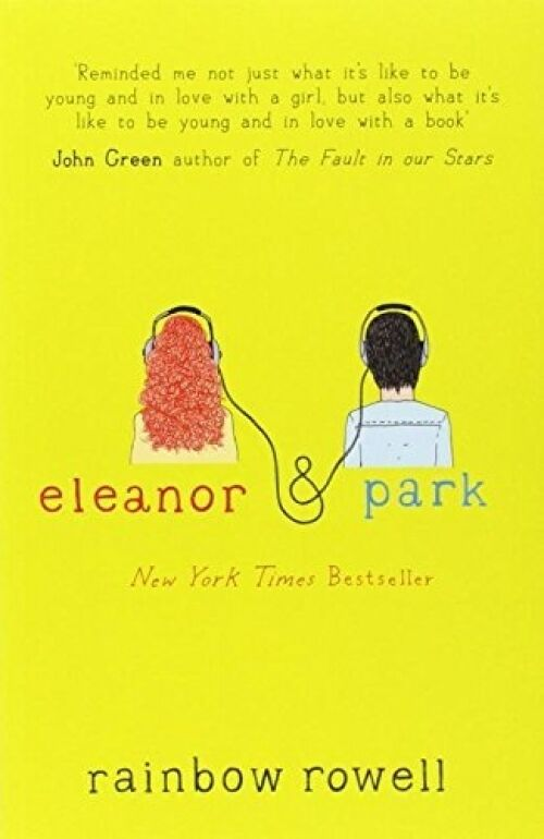 Eleanor and Park - Book by Rainbow Rowell (Paperback, 2014 ...