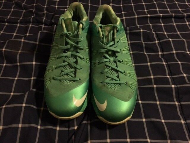 brand new 1c06c 12d0a Men s Nike Air Max Lebron James 10 Low Easter Mint 1 of 4Only 1 available  See More