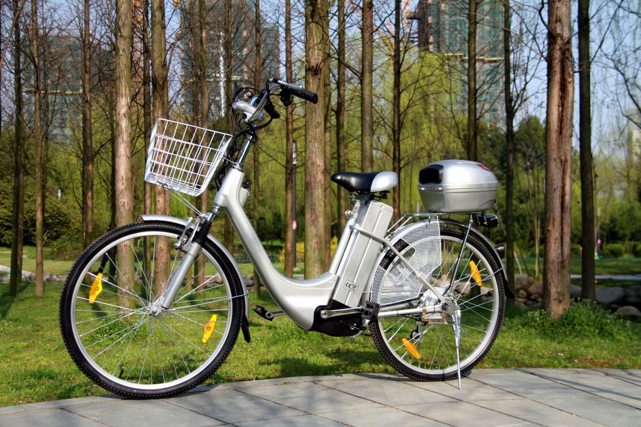 electric bike bicycle 250 w motor 26 wheels city e bike picclick uk. Black Bedroom Furniture Sets. Home Design Ideas