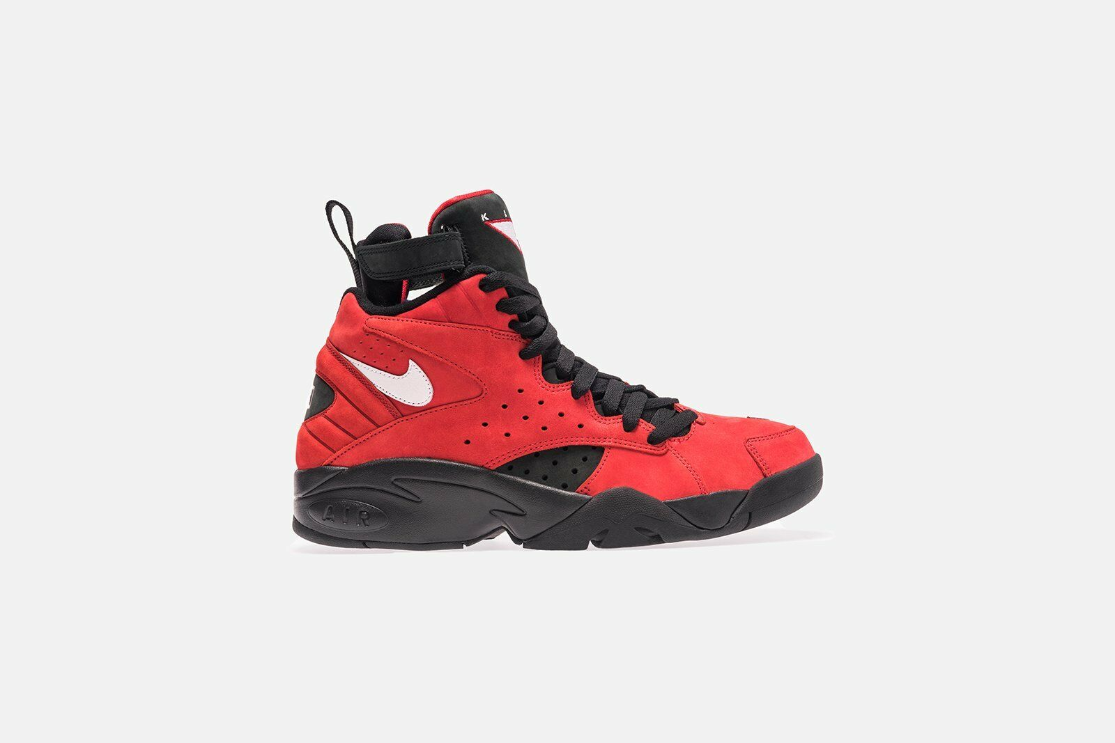 newest fc073 058e1 Kith x Nike Air Maestro II 2 High Red Black Take Flight Size 11.5 BRAND NEW  1 of 2Only 1 available ...