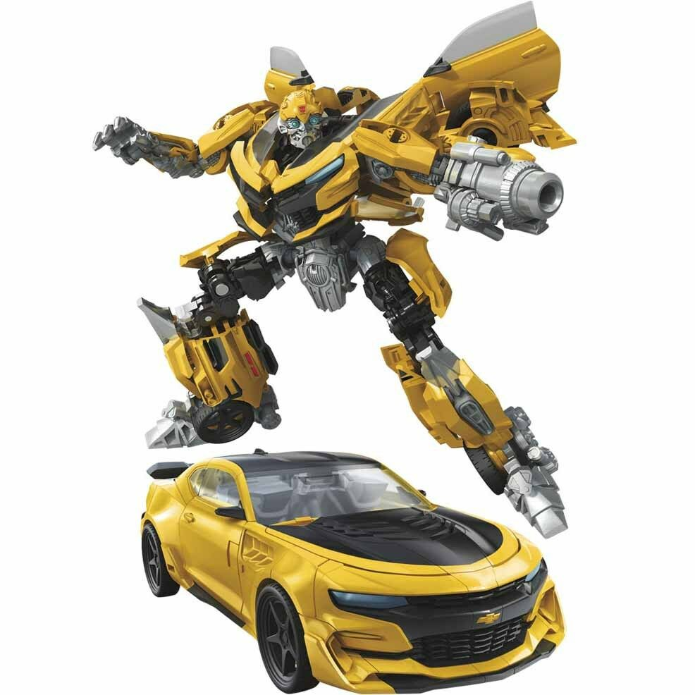 transformers 5 the last knight movie deluxe bumblebee new camaro action figure. Black Bedroom Furniture Sets. Home Design Ideas