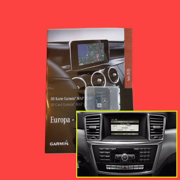 2018 v10 garmin map pilot mercedes benz europe sd card. Black Bedroom Furniture Sets. Home Design Ideas