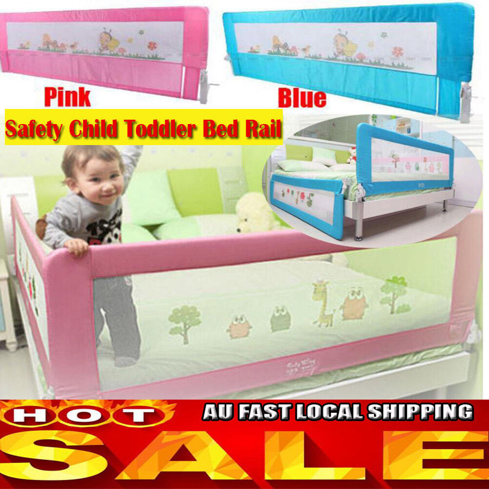 GUARD Protection Safety Child Toddler Bed Rail Baby