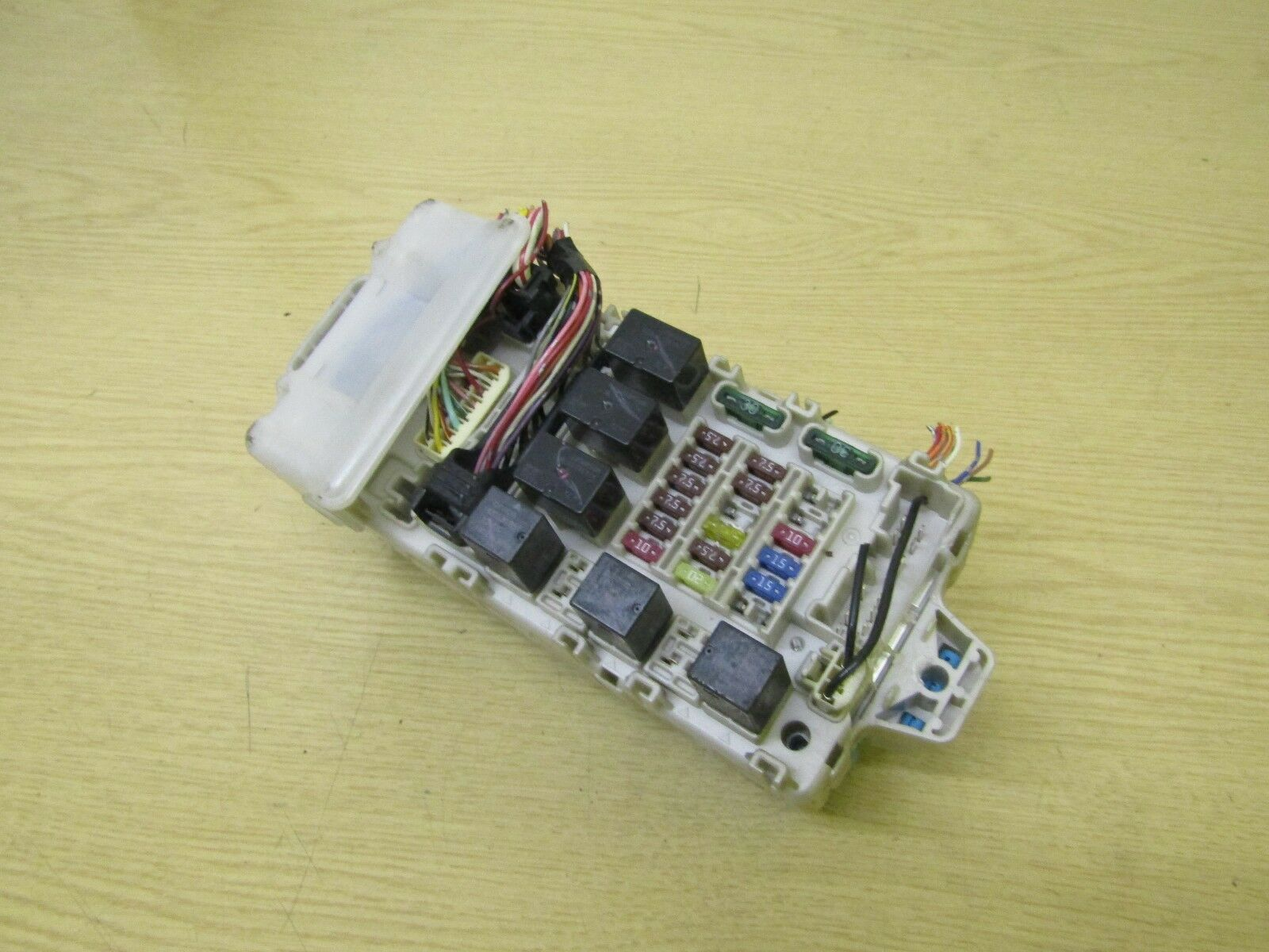 2007 Mitsubishi Lancer Fuse Box 8637A331 1 of 4Only 1 available ...