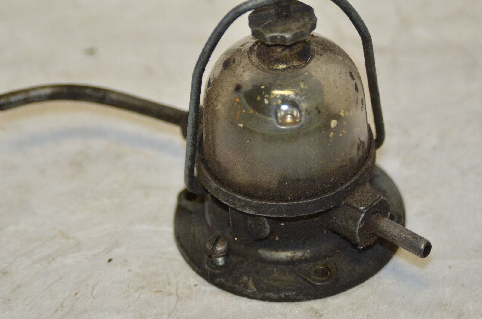 Original Ac Delco Vintage Glass Bowl Fuel Filter 6500 Picclick 1953 Dodge Truck 1 Of 5only Available