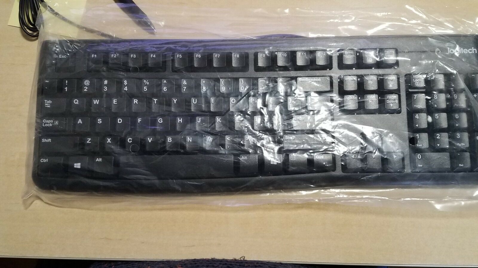 Logitech K120 Keyboard New 800 Picclick Usb 1 Of 3only 3 Available