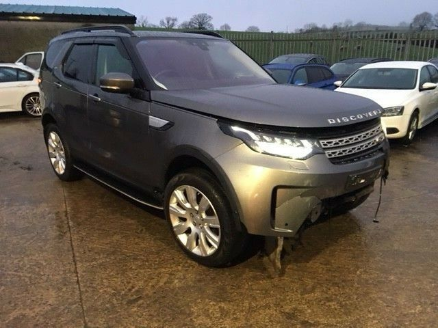 2017 land rover discovery luxury td6 hse damaged repairable not recorded 38 picclick uk. Black Bedroom Furniture Sets. Home Design Ideas