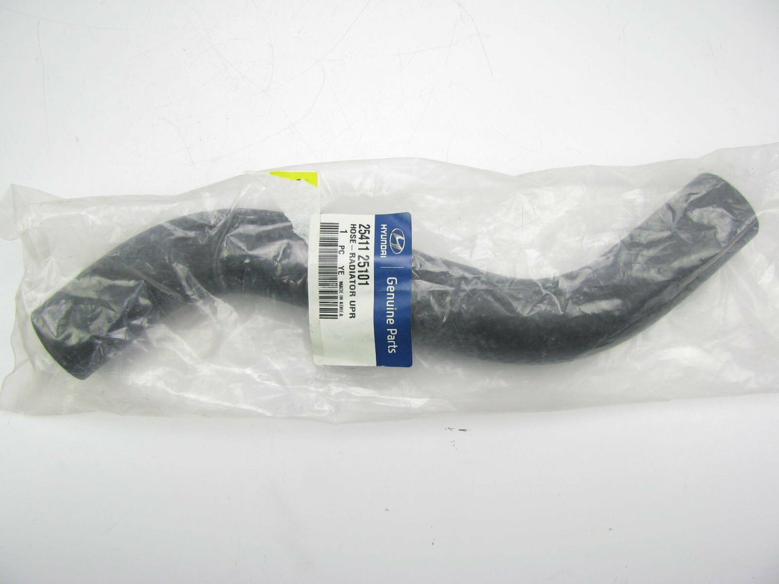New Genuine Upper Radiator Coolant Hose Oem For 04 05 Hyundai Accent Kia Rio 1 Of 4only 2 Available