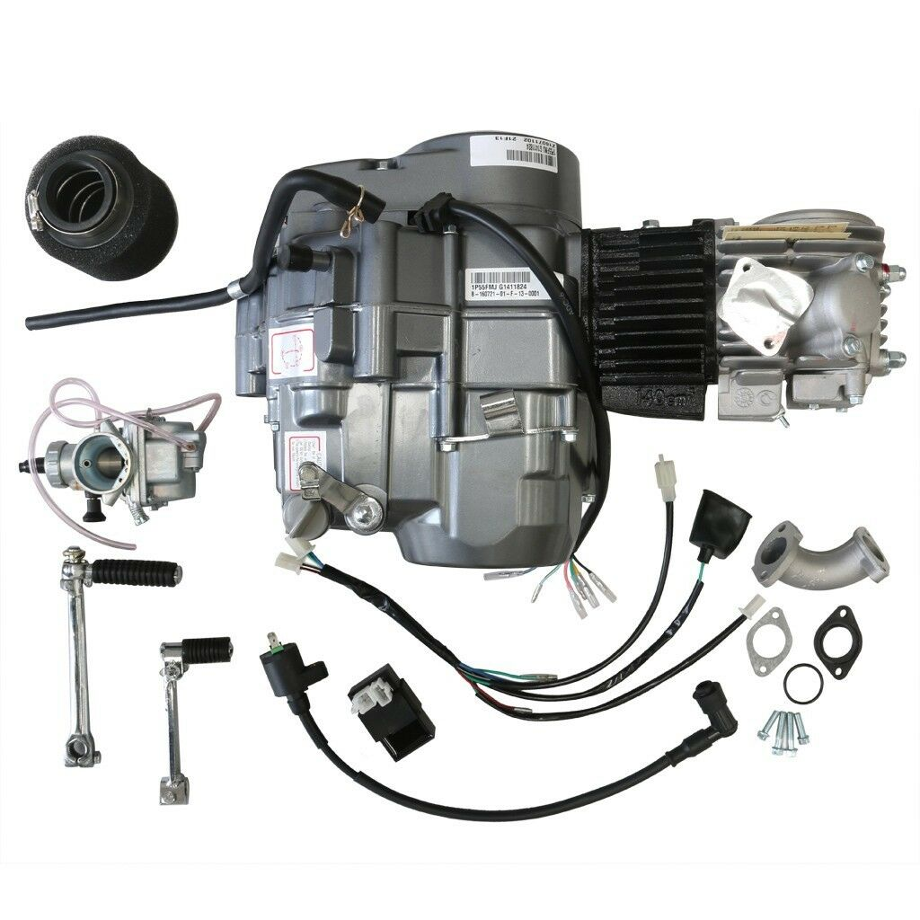 New Lifan 140cc Engine Motor Manual Clutch Oil Cooled 39899 Wiring Diagram 1 Of 11 See More