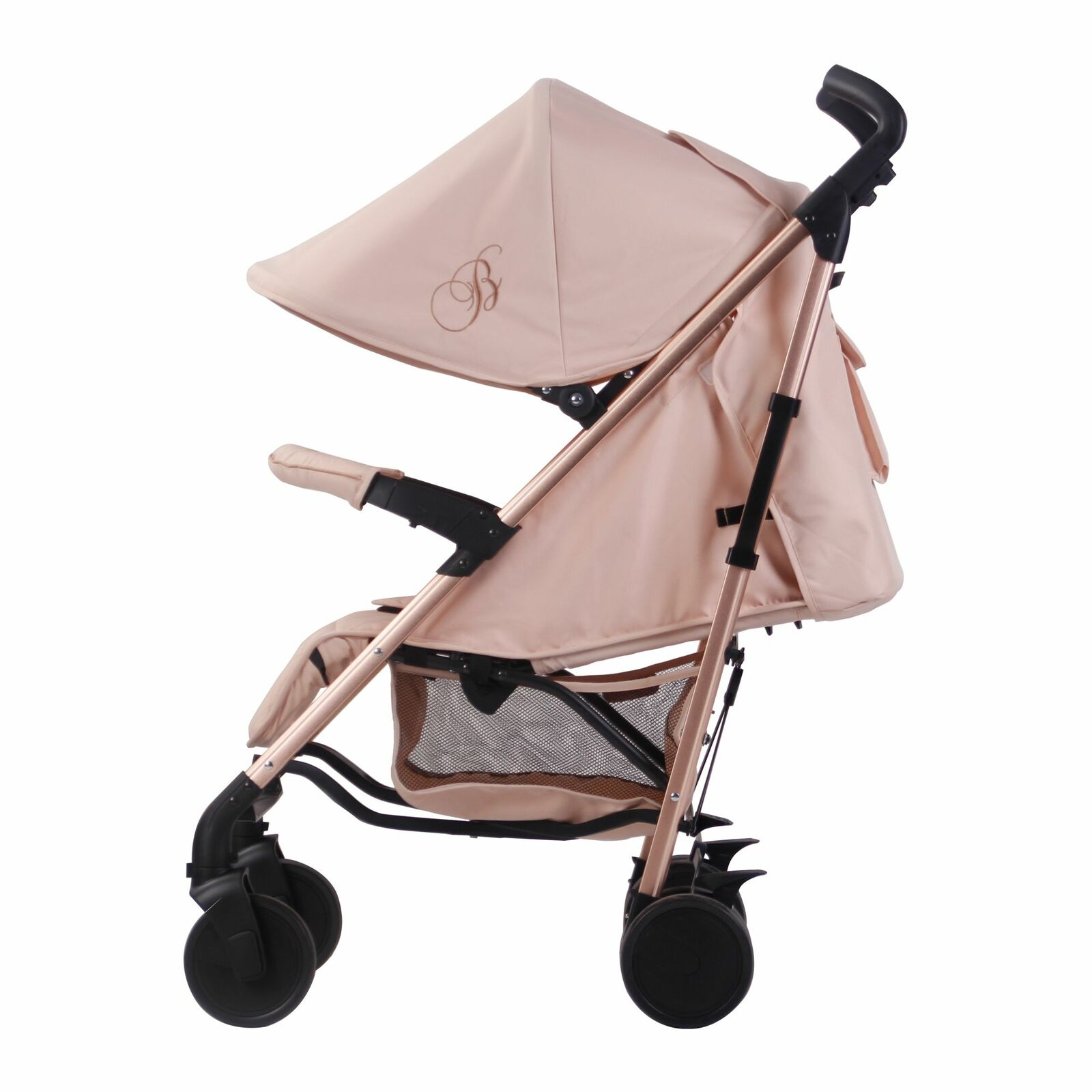 my babiie mb51 billie faiers stroller pushchair in rose. Black Bedroom Furniture Sets. Home Design Ideas