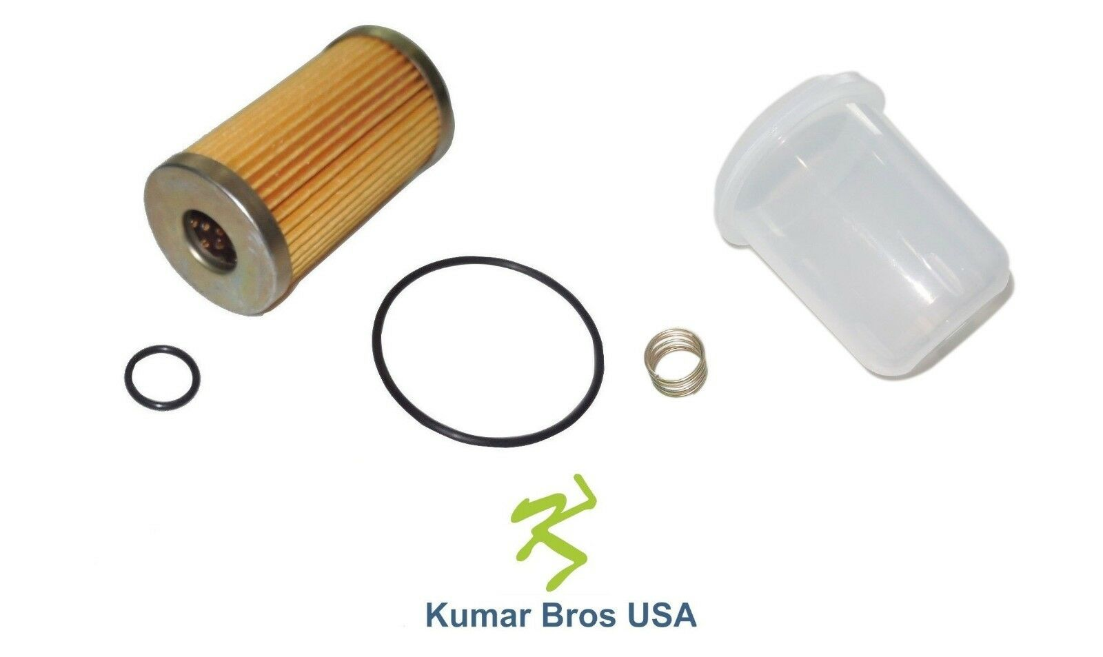 New Ford Holland Fuel Filter Bowl Spring 1900 1910 1920 2110 Deutz Filters 1 Of 1free Shipping