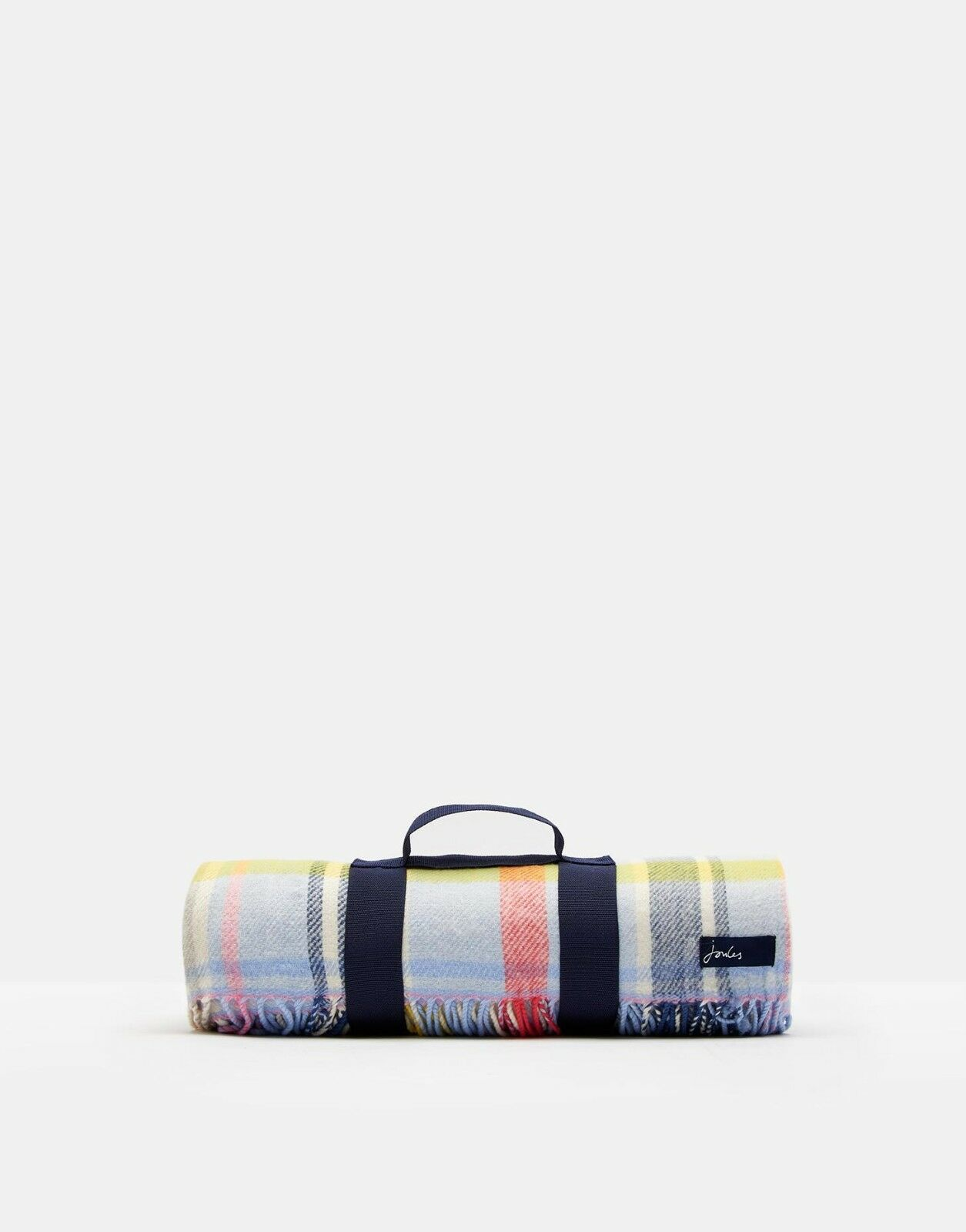 Joules Picnic Blanket Multi Check 1 Of 2only Available