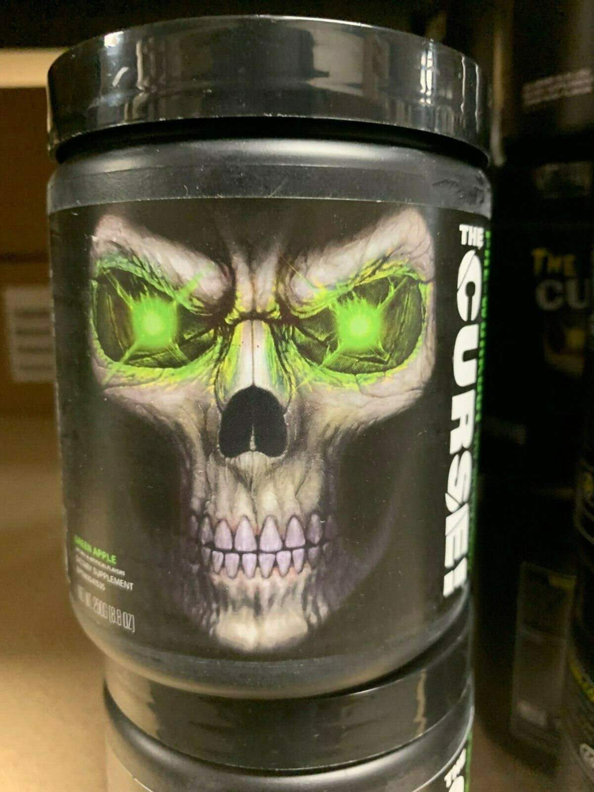 The Curse Pre Workout 50 Servings Pick Flavor Fast Free Shipping New Work Out Sealed 1 Of 6free