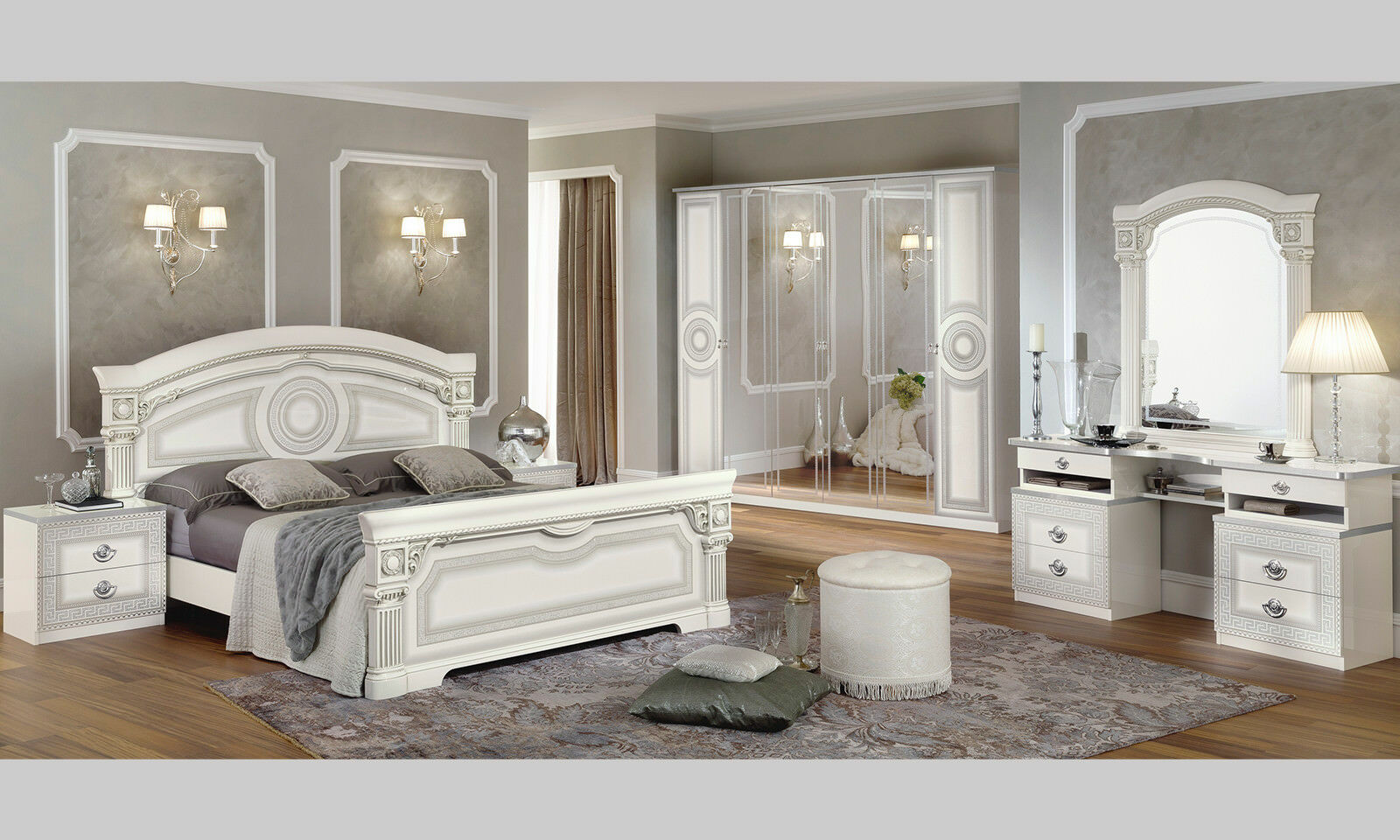 komplett schlafzimmer nussbaum schlafzimmer dunkle m bel. Black Bedroom Furniture Sets. Home Design Ideas